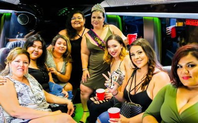 Limo Bus Boston bachelorette