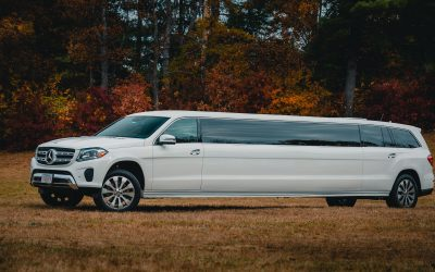 Mercedes GLS Limo for Prom